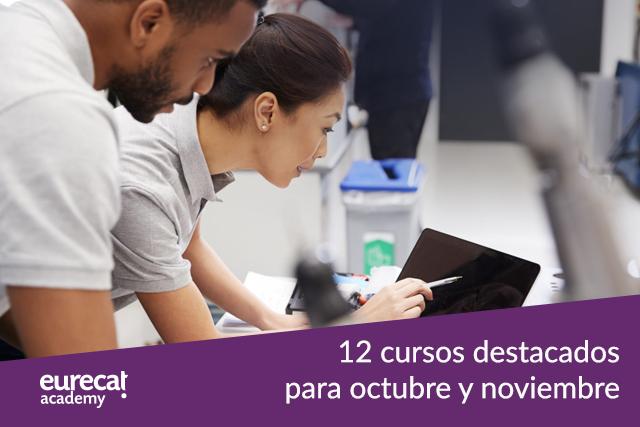 cursos de formación para octubre y noviembre