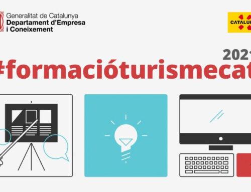 Eurecat Academy colabora en la edición de 2021 del programa #formacióturismecat para el sector turístico